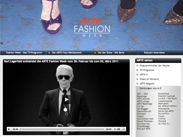 Arte Fashion Week