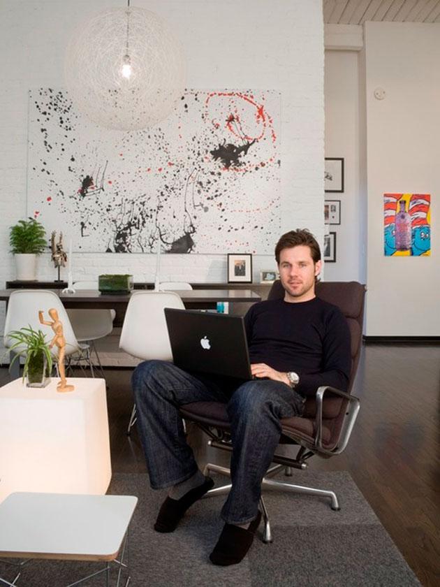 Interior design by Arthur via Apartment Therapy (6)