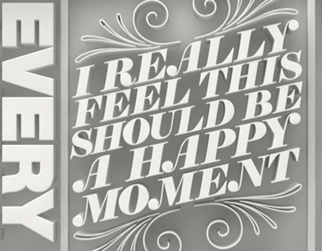 Jacob Gilbreath: Kinetic Typography