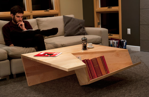 Nook Coffee Table by David Pickett (1)