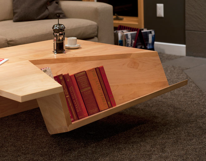 David Pickett: Nook Coffee Table