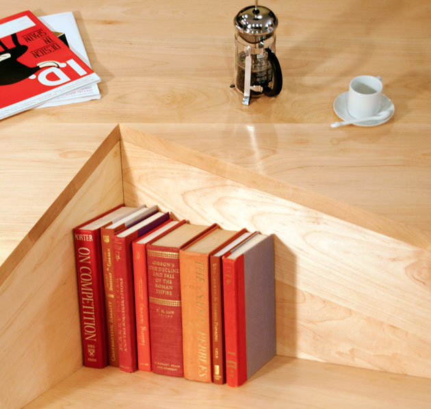 Nook Coffee Table by David Pickett (2)