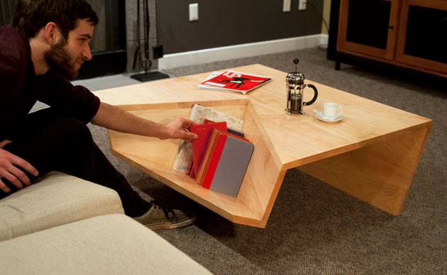 Nook Coffee Table by David Pickett (3)