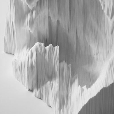 Paper works by Noriko Ambe (4)