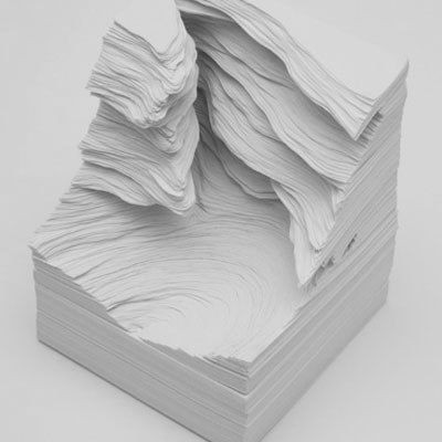 Paper works by Noriko Ambe (8)