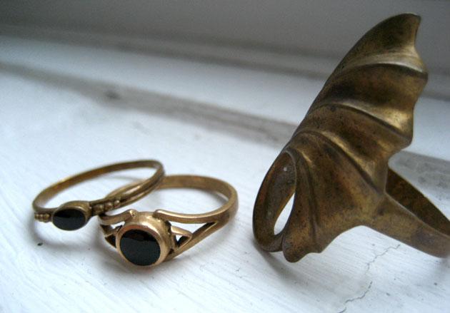 Rings found on flea market (3)