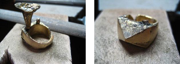 Ring production by Sharokina (5)