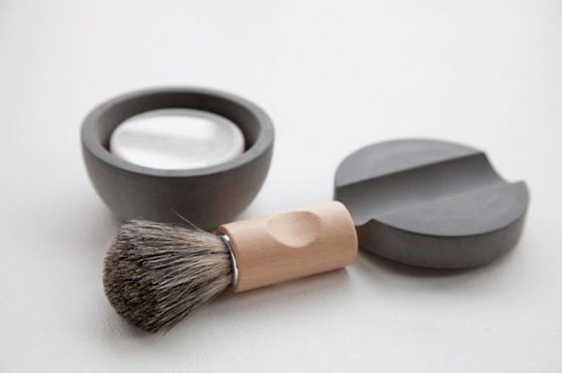 Concrete shaving kit by Lovisa Wattman (1)