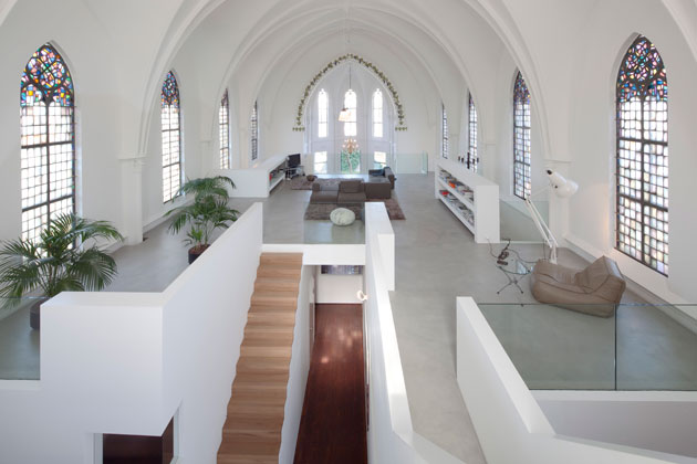 Residential Church Utrecht by Zecc Architects (1)