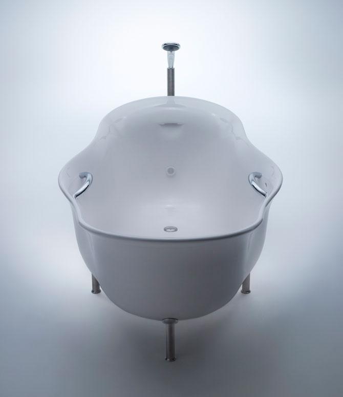 Furo bathtub by Toshiyuki Kita & INAX (4)