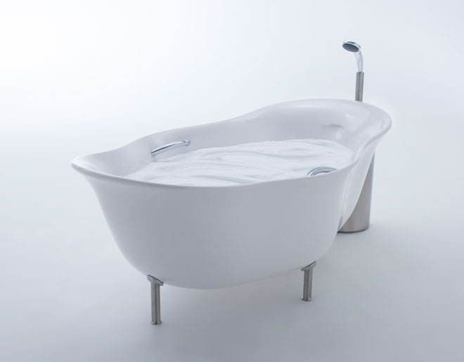 Toshiyuki Kita & INAX: Furo bathtub