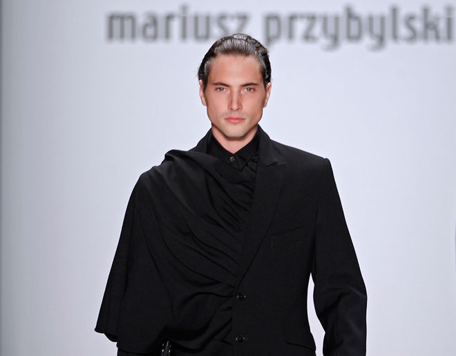 Mariusz Przybylski: Spring/Summer 2012