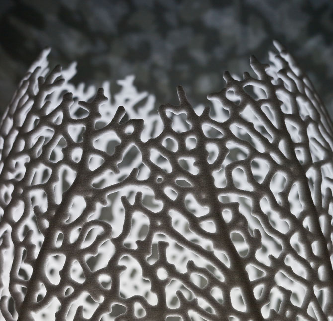Hyphae Lamp by Nervous System (3)