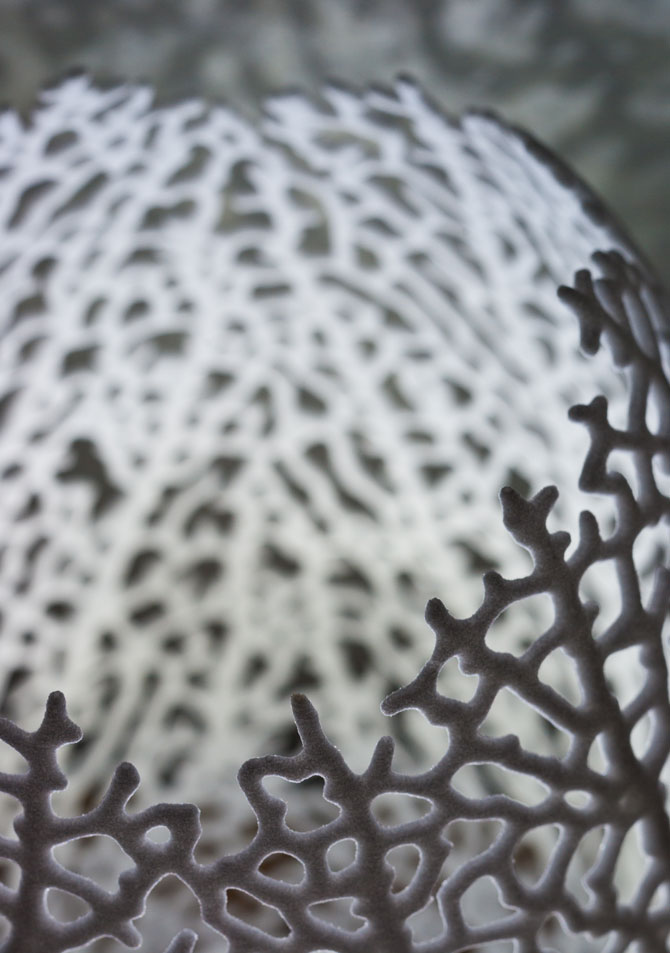 Hyphae Lamp by Nervous System (4)