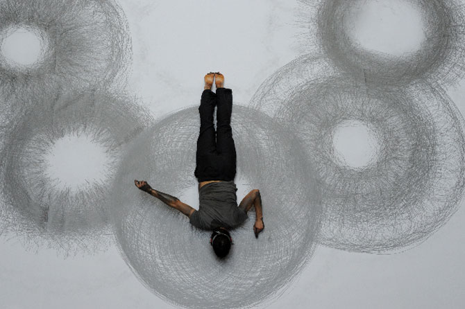 Penwald Drawings by Tony Orrico (4)
