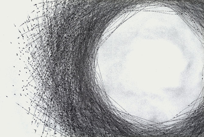Penwald Drawings by Tony Orrico (3)