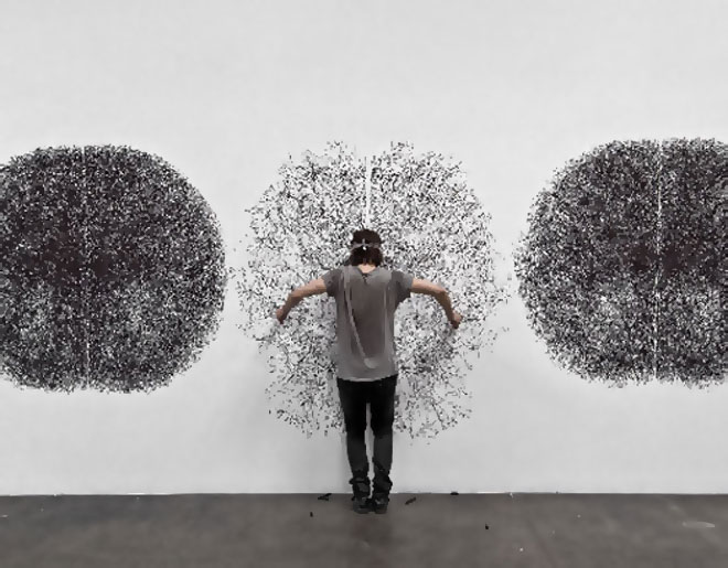 Tony Orrico – Spirograph reloaded