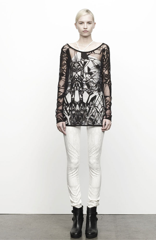 Pre-Fall 2012/2013 by Helmut Lang (6)