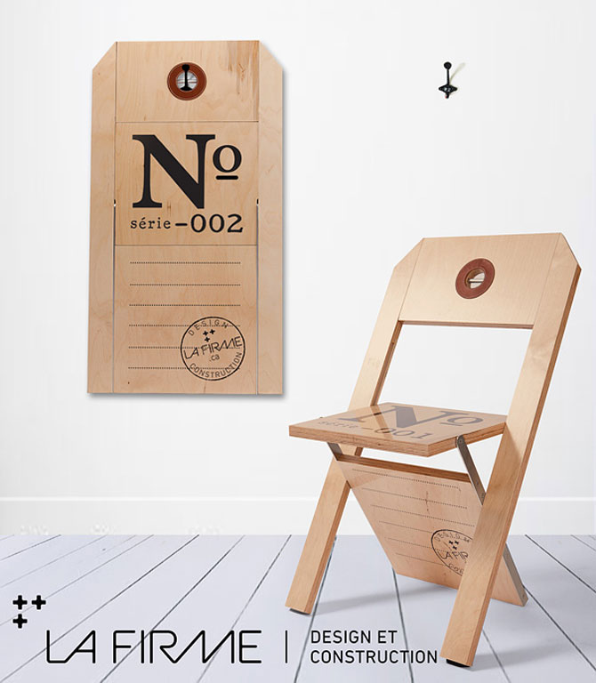 Label Chair by La Firme (1)