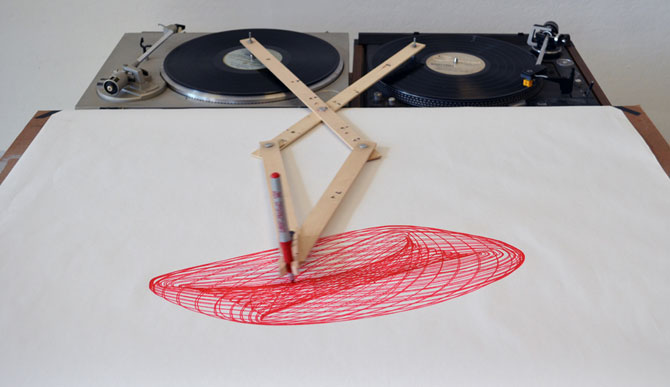 Drawing Apparatus by Robert Howsare (1)