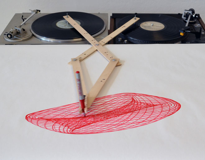 Robert Howsare: Drawing Apparatus