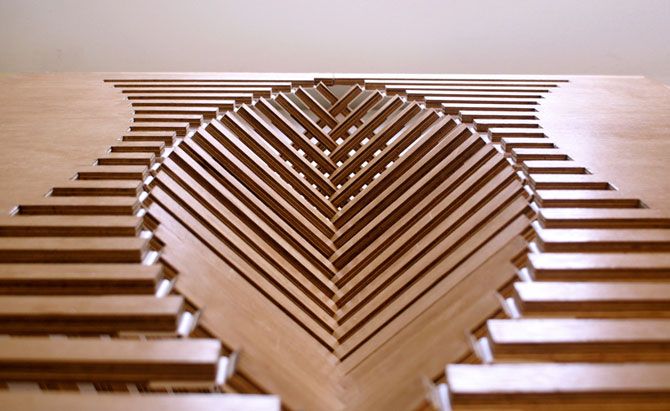 Rising Table by Robert van Embricqs (2)