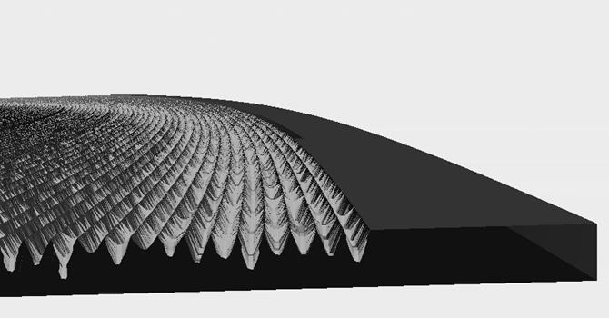 3D printed record by Amanda Ghassaei (3)