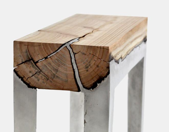 Hilla Shamia: Wood Casting