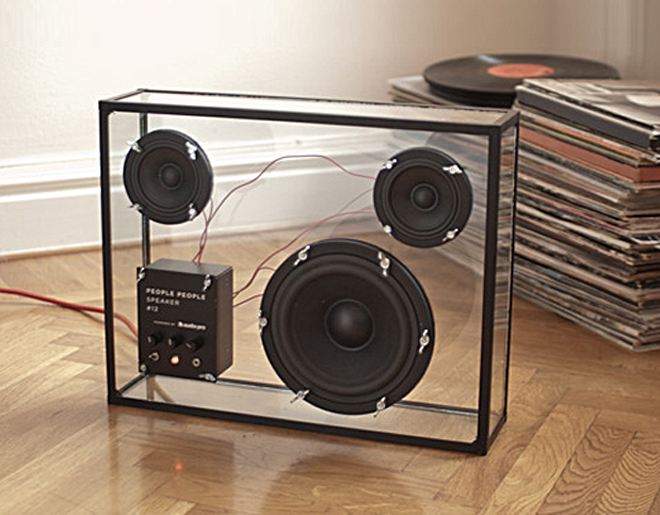 Read more about the Transparent Speaker