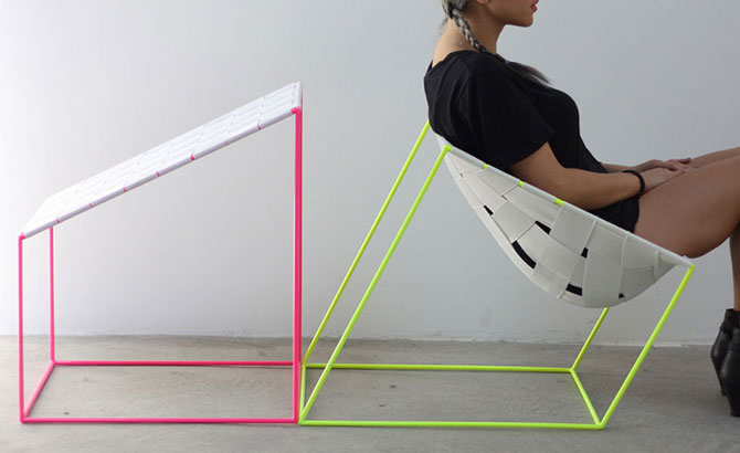 Conform Chair by William Lee (1)
