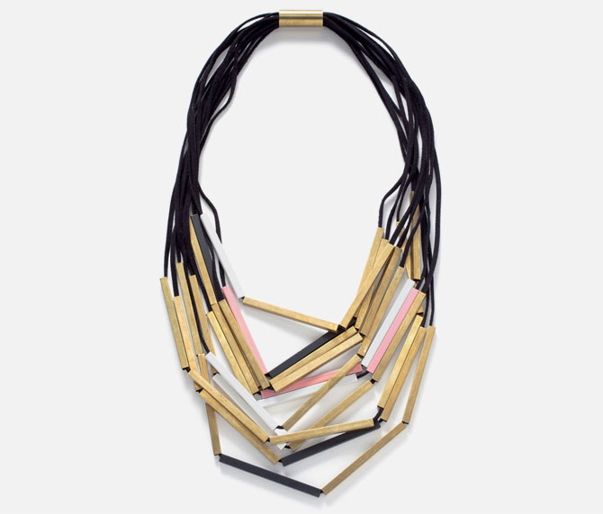 Necklace No. Ultra I by Iacoli & McAllister