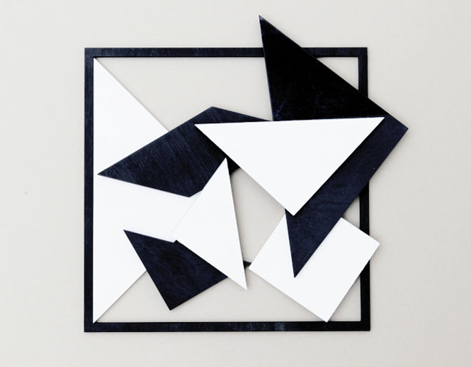 Iacoli & McAllister: Tangram & Necklace No. Ultra