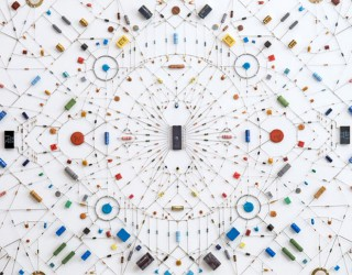 Read more about Technological Mandala by Leonardo Ulian