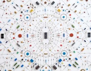 Read more about Technological Mandala by Leonardo Ulian