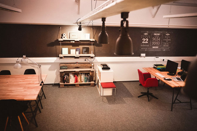 Ligatura Coworking Space