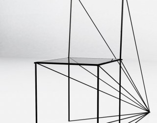 Perspective Chair by Artem Zigert