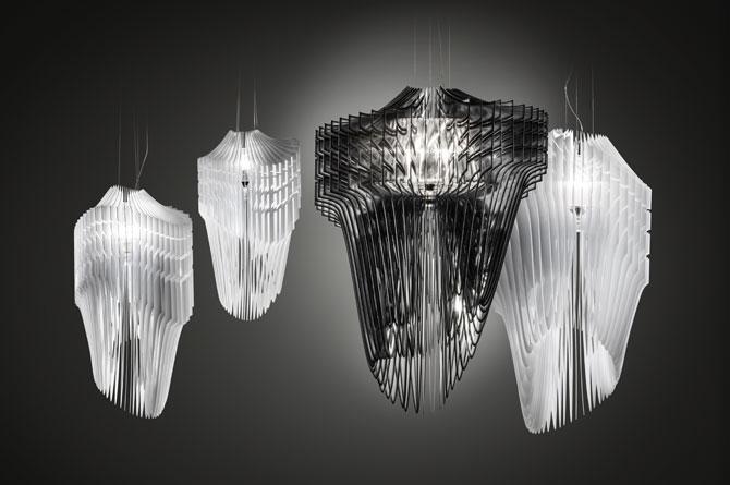 Aria and Avia by Zaha Hadid Architects