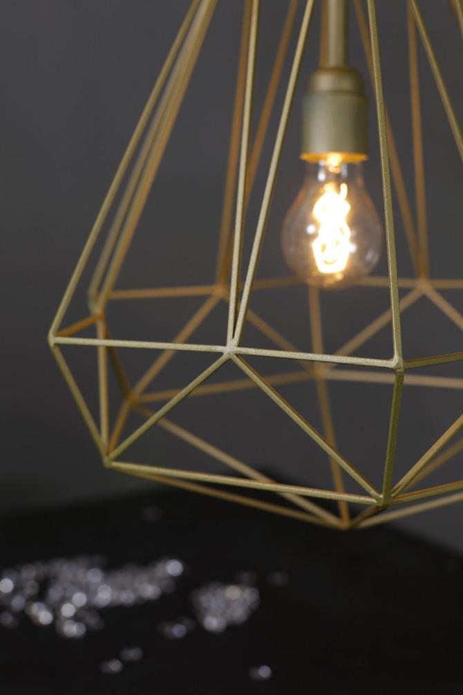 Diamond Pendant by JSPR