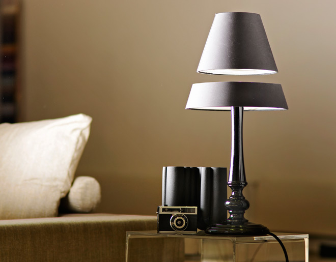 Read more about the Floating Lamps by Crealev