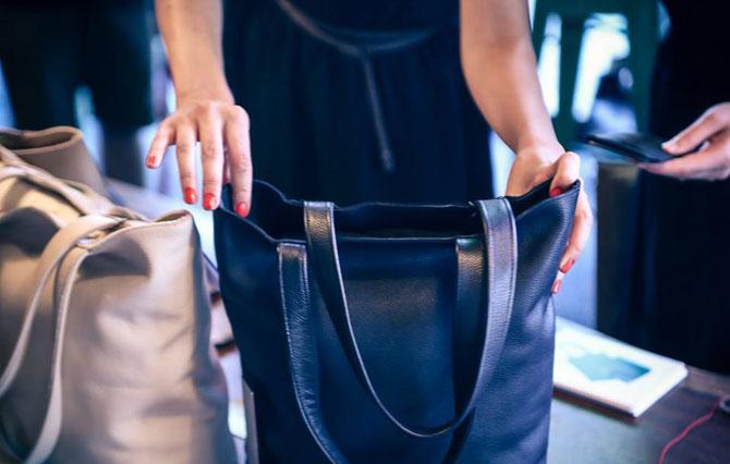 Schwarzmarkt meets Toykio | Bags by SHAROKINA