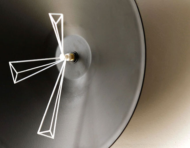 Studio Ve: Perspective Clocks