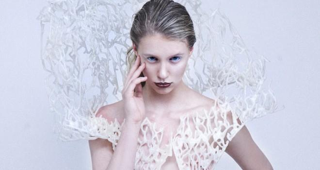 Bristle Dress by Francis Bitonti