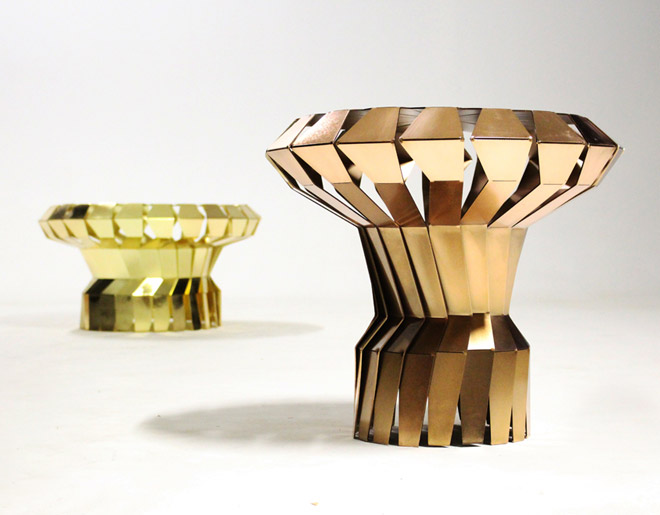 Markus Johansson: Fortress Table