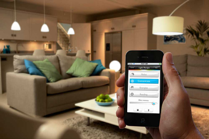 Philips Hue via click-licht.de