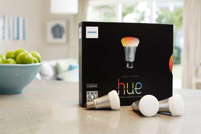 Philips Hue via click-licht.de