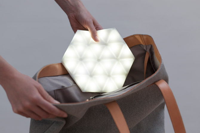 Kangoroo Light by kawamura-ganjavian for Studio Banana Things