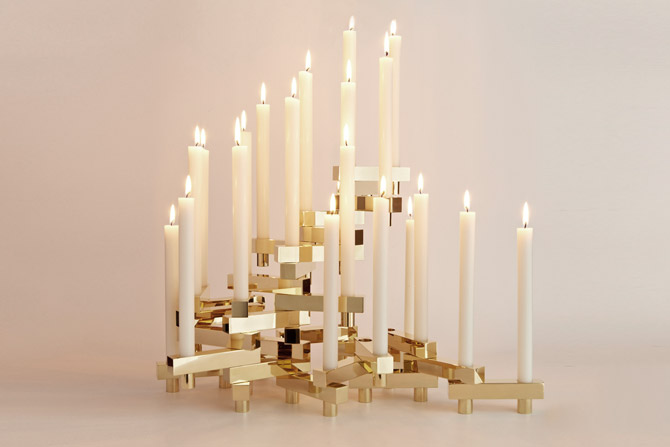 721grams Candleholder by Studio Isabell Gatzen