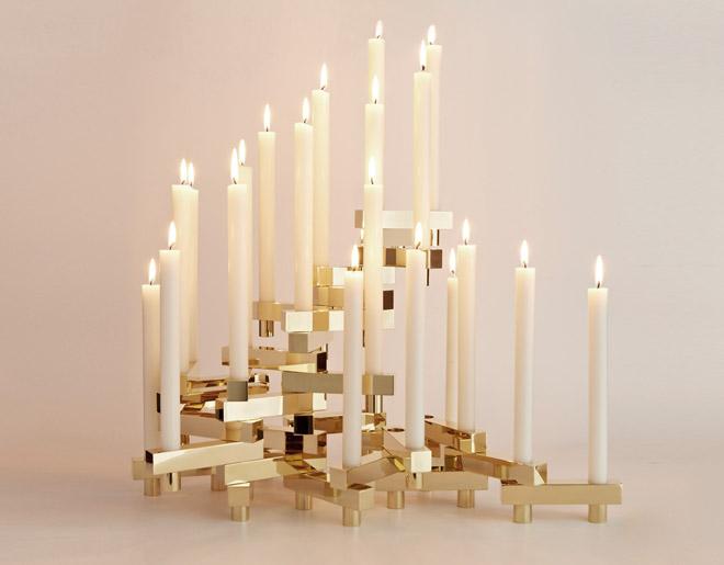 Studio Isabell Gatzen: 721grams Candleholder