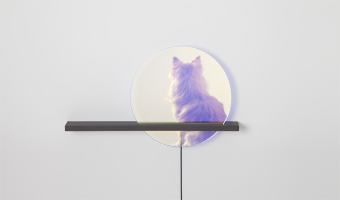 Lucent Mirror by Studio WM.