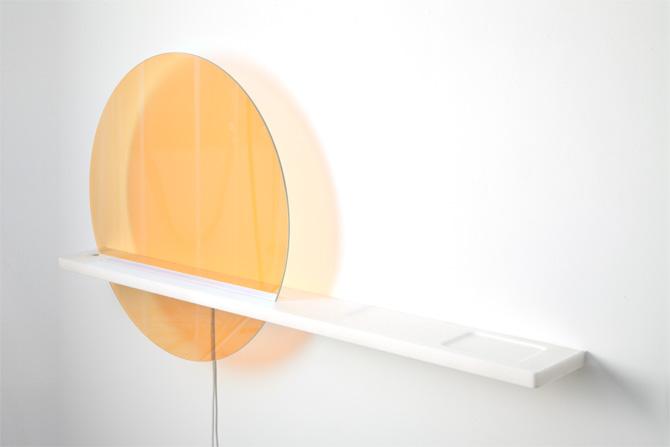 Lucent Mirror by Studio WM.